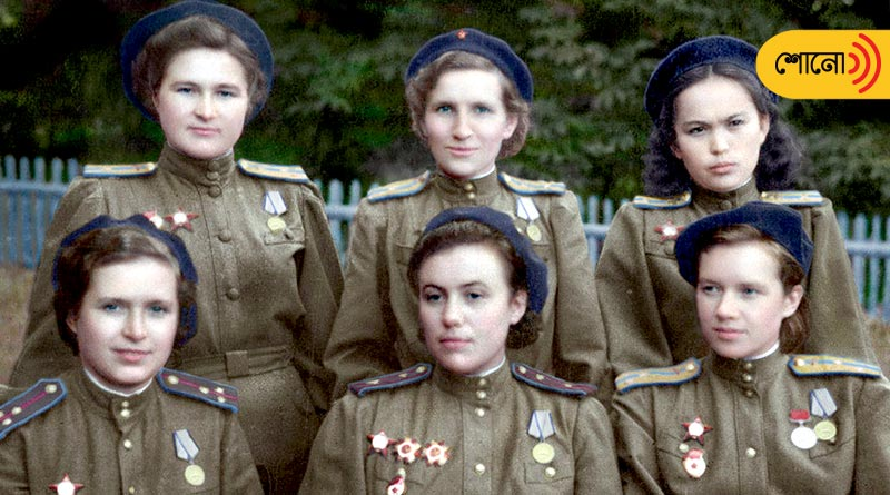 Night Witches: The story of the woman commanders in second world war