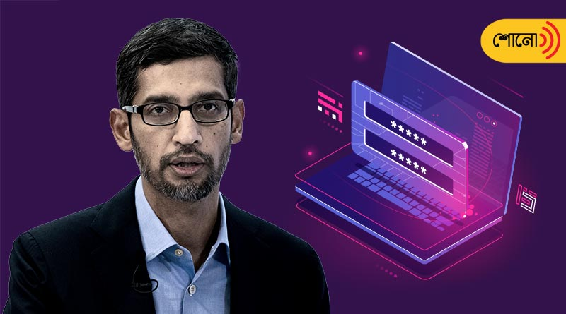Sunder Pichai suggest how many times we can change our passwords