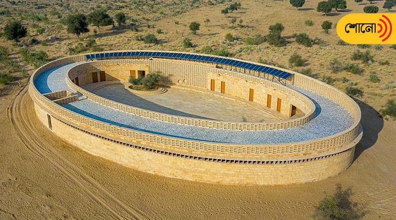 Why this school in Thar desert has no AC | Bengali Podcast
