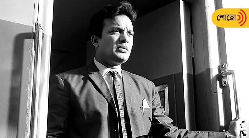 mahanayak uttamkumar showed courage in a weird situation