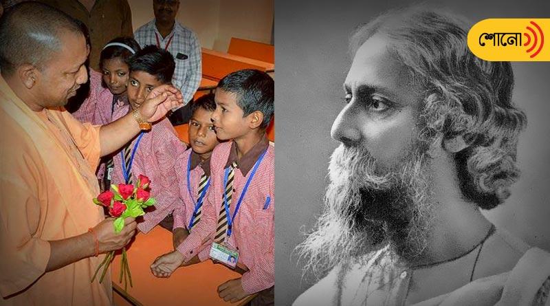 Rabindranath Tagore Removed from Uttar Pradesh Syllabus