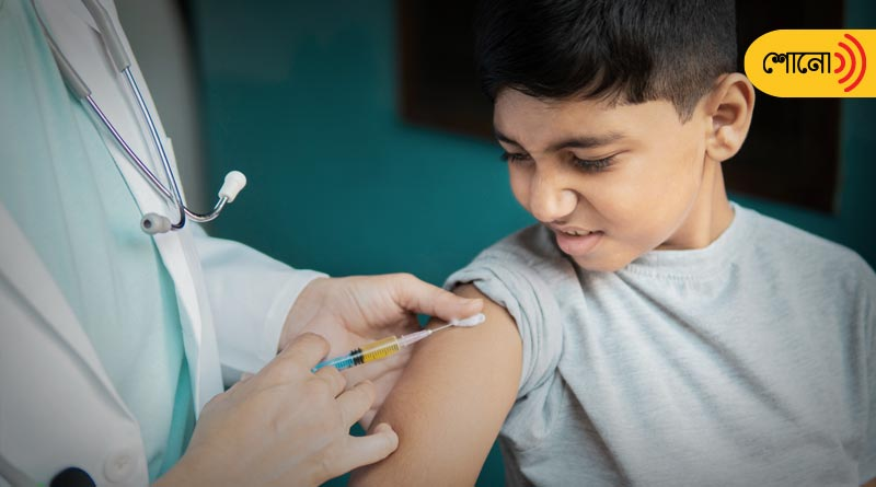 Vaccination of children in 12 18 years age group will start by September