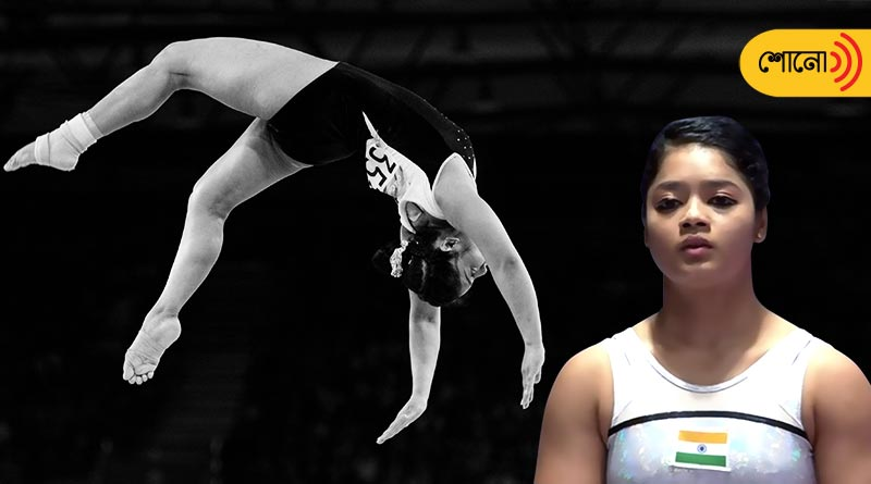 Pranati Nayek: first gymnast from Bengal appeared in Tokyo Olympic