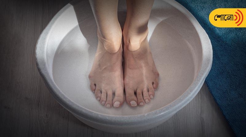 Take care of your feet in rainy season | Sangbad Pratidin Shono