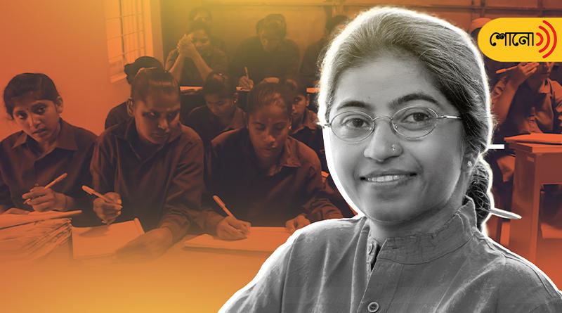 Sunitha Krishnan: fights relentlessly against women trafficking