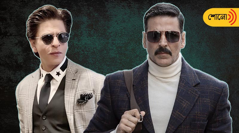 """""""Working with Akshay Kumar is not possible"""" – Know why SRK said so"""