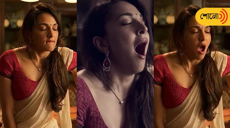 Kiara Advani shares her experience of acting in an adult scene