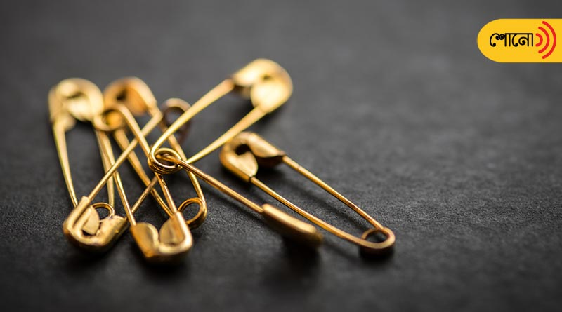 How an American Walter Hunt invent safety pin for paying his loan back