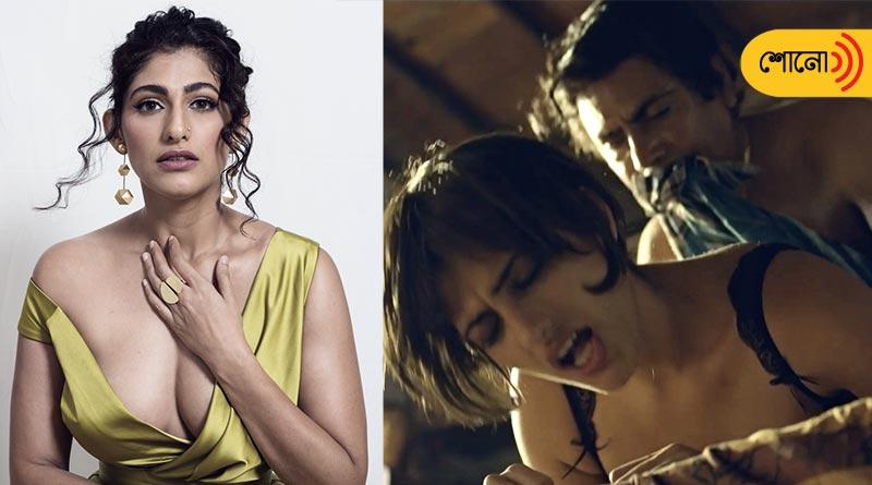 Actress Kubbra Sait has no hindrance about bold scenes