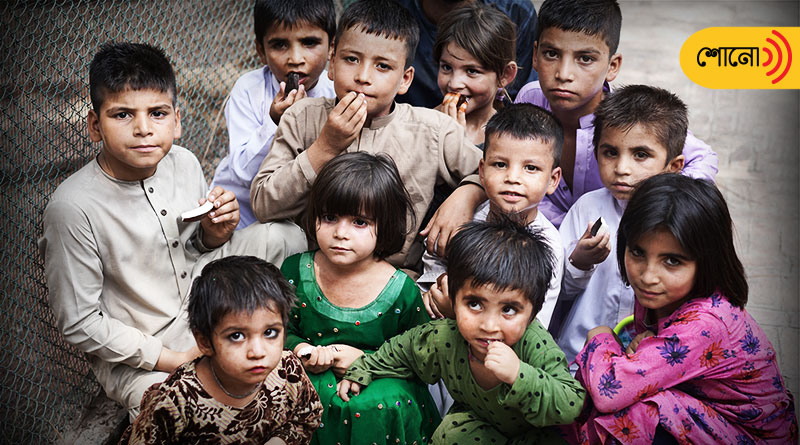 UN warns that one million Afghan children could die due to hunger
