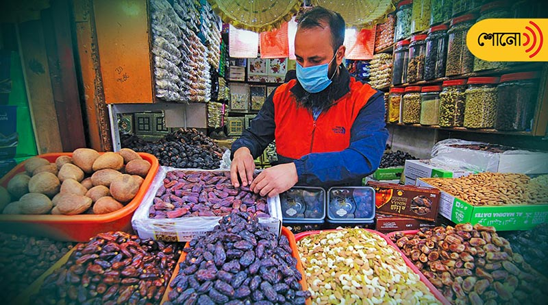 markets of Kashmir run out of dry fruits after Taliban captures Afghanistan