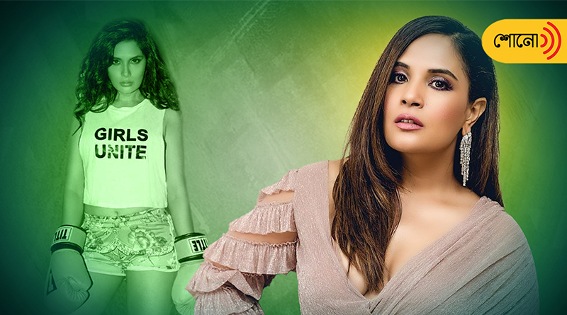 Richa Chadha goes for an all-female crew in her 1st production venture