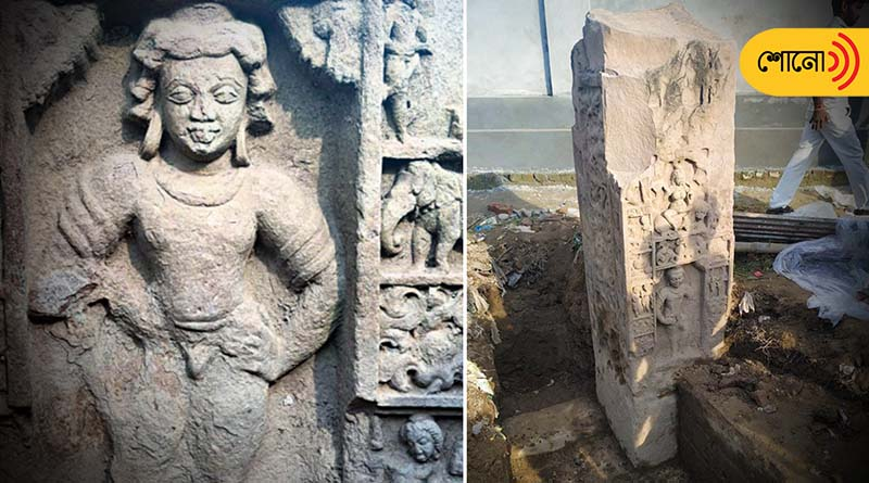 UP: ASI Finds Gupta Period Temple Stairs, Inscription during Excavation