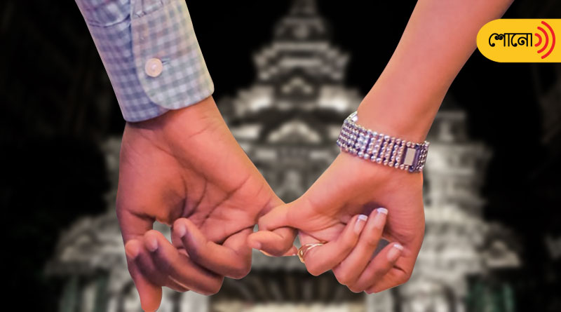 Durga Puja 2021: Love is in the air during Durga Puja in Bengal