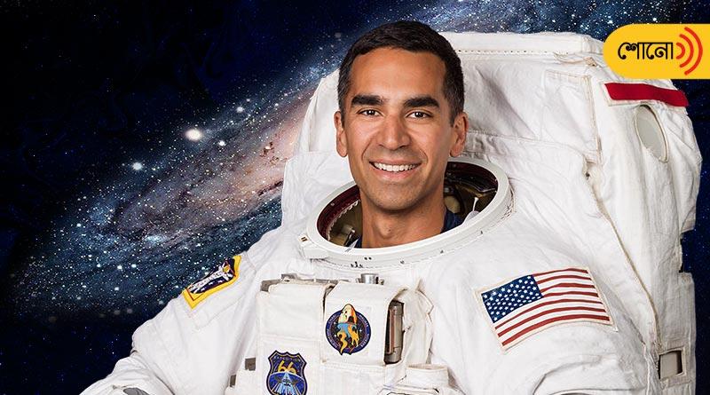 first spaceflight of Indian-American astronaut Raja Chari